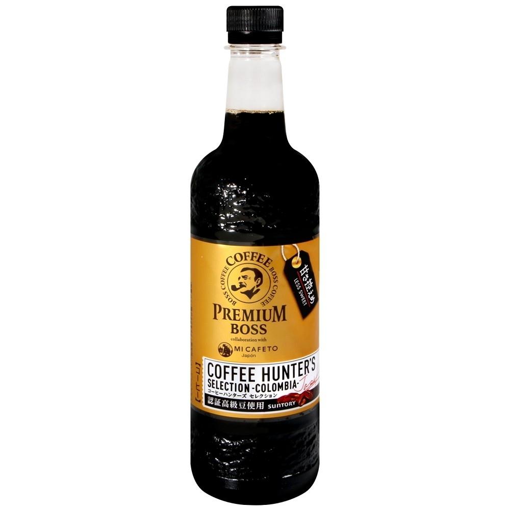 SUNTORY BOSS咖啡-香醇(750ml)