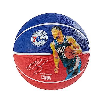 SPALDING NBA 絢彩球員肖像球 Ben Simmons