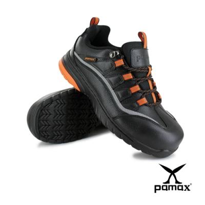 PAMAX帕瑪斯【頂級超彈力雙氣墊安全鞋】PS03425FEH-頂級氣墊鞋墊+耐壓縮機能彈力墊、立體機能鞋面
