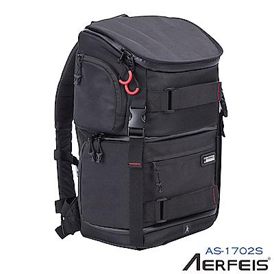 Aerfeis 阿爾飛斯 AS-1702S 專業系列相機後背包