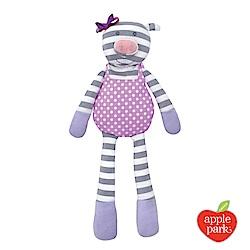美國 Apple Park 農場好朋友系列 有機棉安撫玩偶 - 小豬佩妮