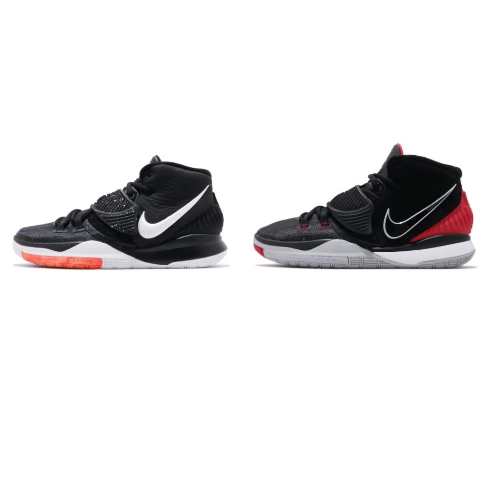 NIKE 籃球鞋 Kyrie 6 GS 大童 女鞋 魔鬼氈 2色單一價