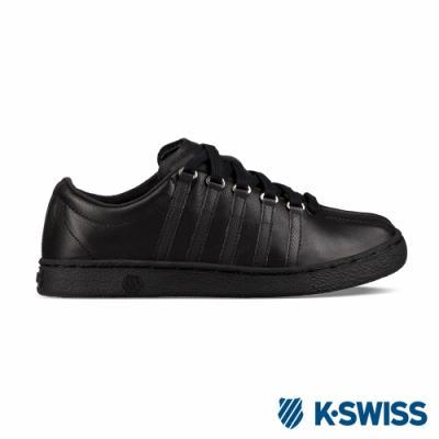 K-SWISS Classic 66經典休閒運動鞋-女-黑