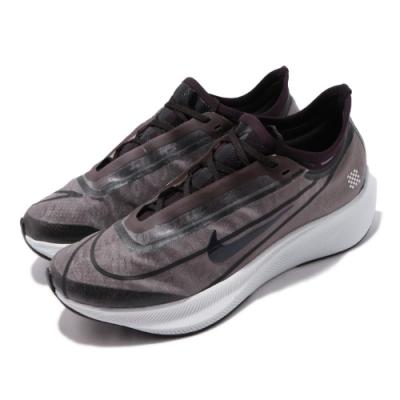 Nike 慢跑鞋 Zoom Fly 3 PRNT 女鞋