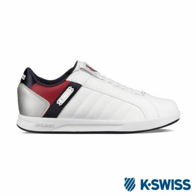 K-SWISS Lundahl Slip-On S CMF運動鞋-男-白/紅