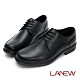 LA NEW 飛彈輕量 防黴抑菌德比鞋 紳士鞋(男226039030) product thumbnail 1