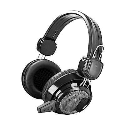 KINYO電競立體聲耳機麥克風EM-3701
