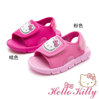 (雙11)Hello Kitty童鞋 極輕量減壓學步鞋-粉.桃