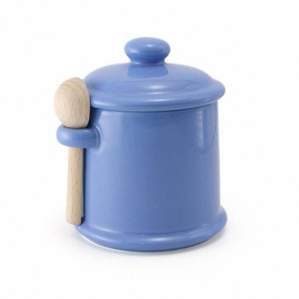 ZERO JAPAN 陶瓷儲物罐(藍莓)300ml