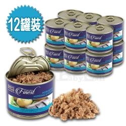 即期良品/海洋之星FISH4DOGS 挪威鯡魚馬鈴薯主食犬罐、185g、12罐裝