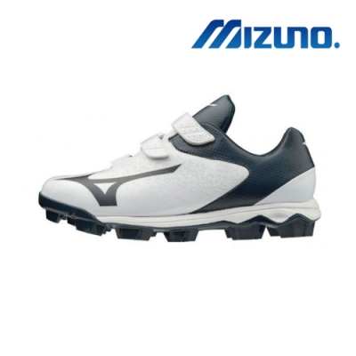 MIZUNO 美津濃 WAVE SELECT NINE BLT 男女棒壘球鞋 寬楦 11GP202014