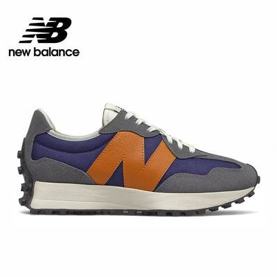 [New Balance]復古運動鞋_女性_灰紫橘_WS327WR1-B楦