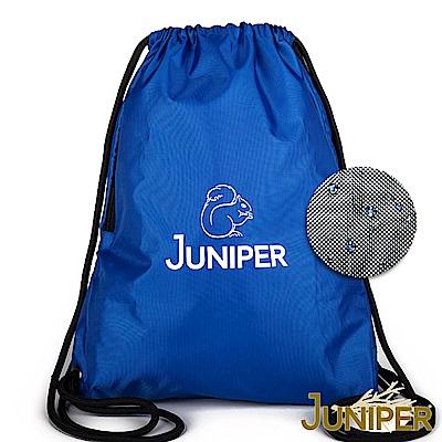 JUNIPER 抽繩束口輕便旅行後背側背防水背包