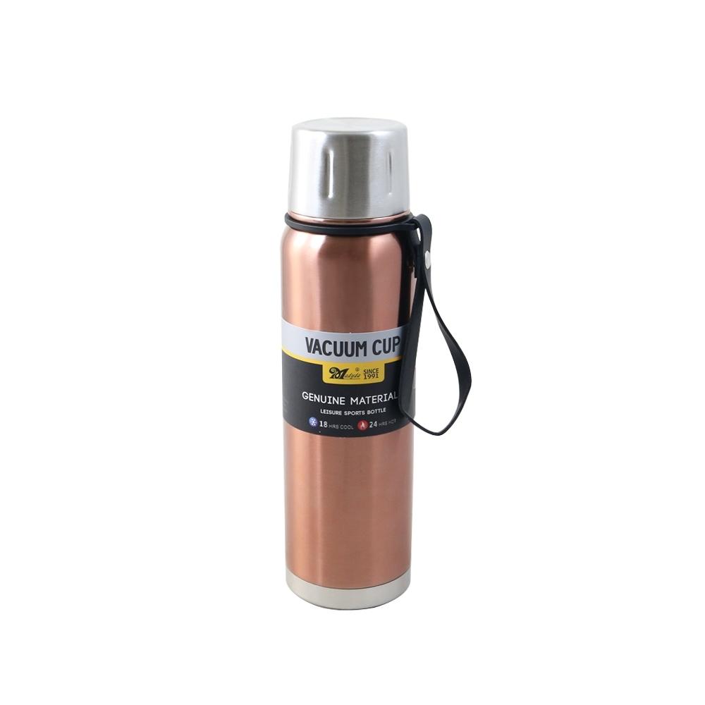 美迪達全鋼316不銹鋼真空保溫瓶-XY-750G