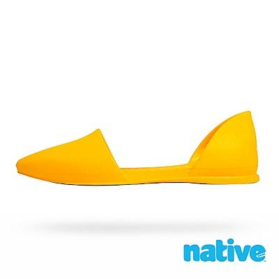 native AUDREY 女鞋-時尚黃
