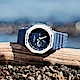 CASIO卡西歐 G-SHOCK 簡約獨特 海軍藍 八角型錶殼 GA-2110ET-2A_45.4mm product thumbnail 1