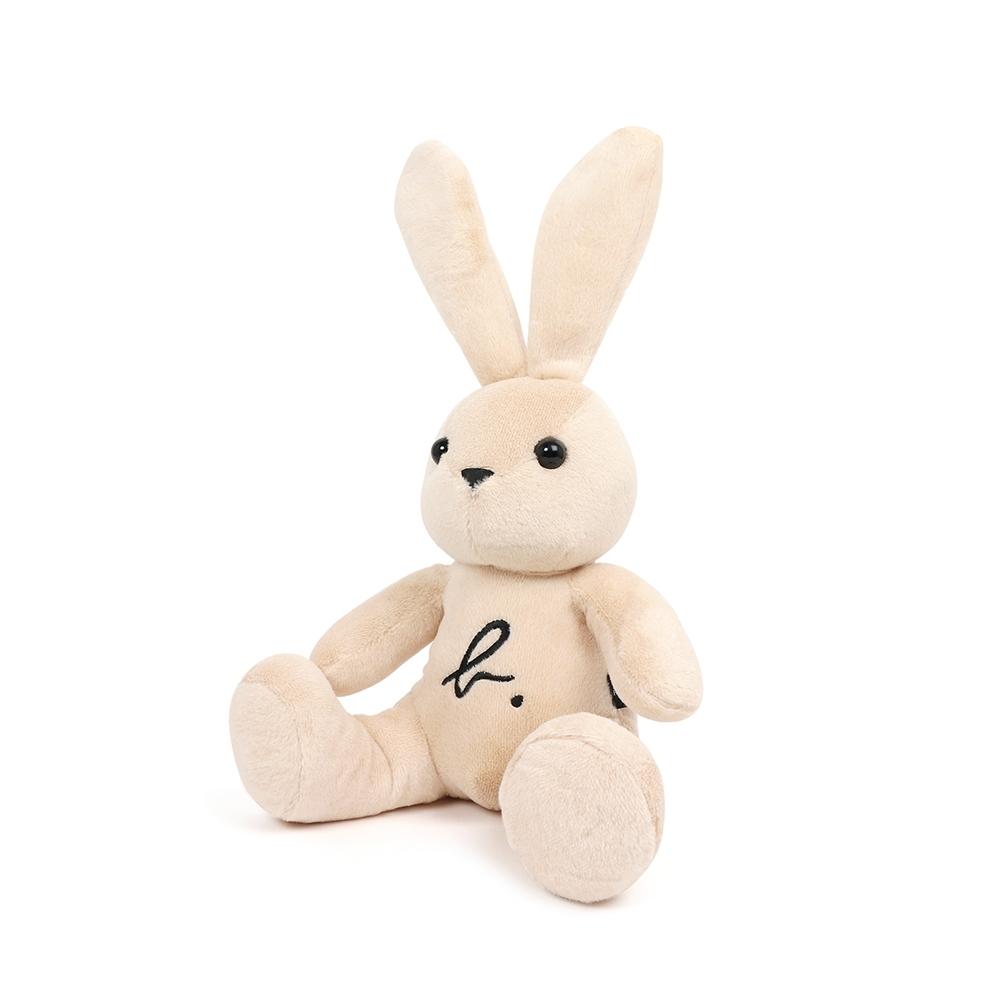 agnes b. b.lapin 膚色小兔玩偶18吋