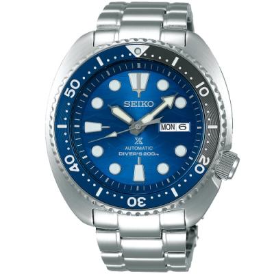 SEIKO精工 PROSPEX 專業200米潛水機械錶(SRPD21J1)