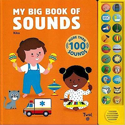 My Big Book Of Sounds 我的大百科全書音效書