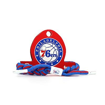 RASTACLAT NBA經典鞋帶手環 76人