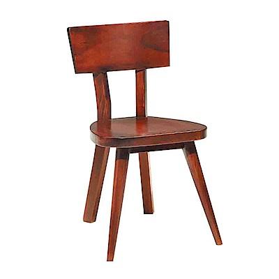 Bernice-舒爾實木童趣餐椅/單椅