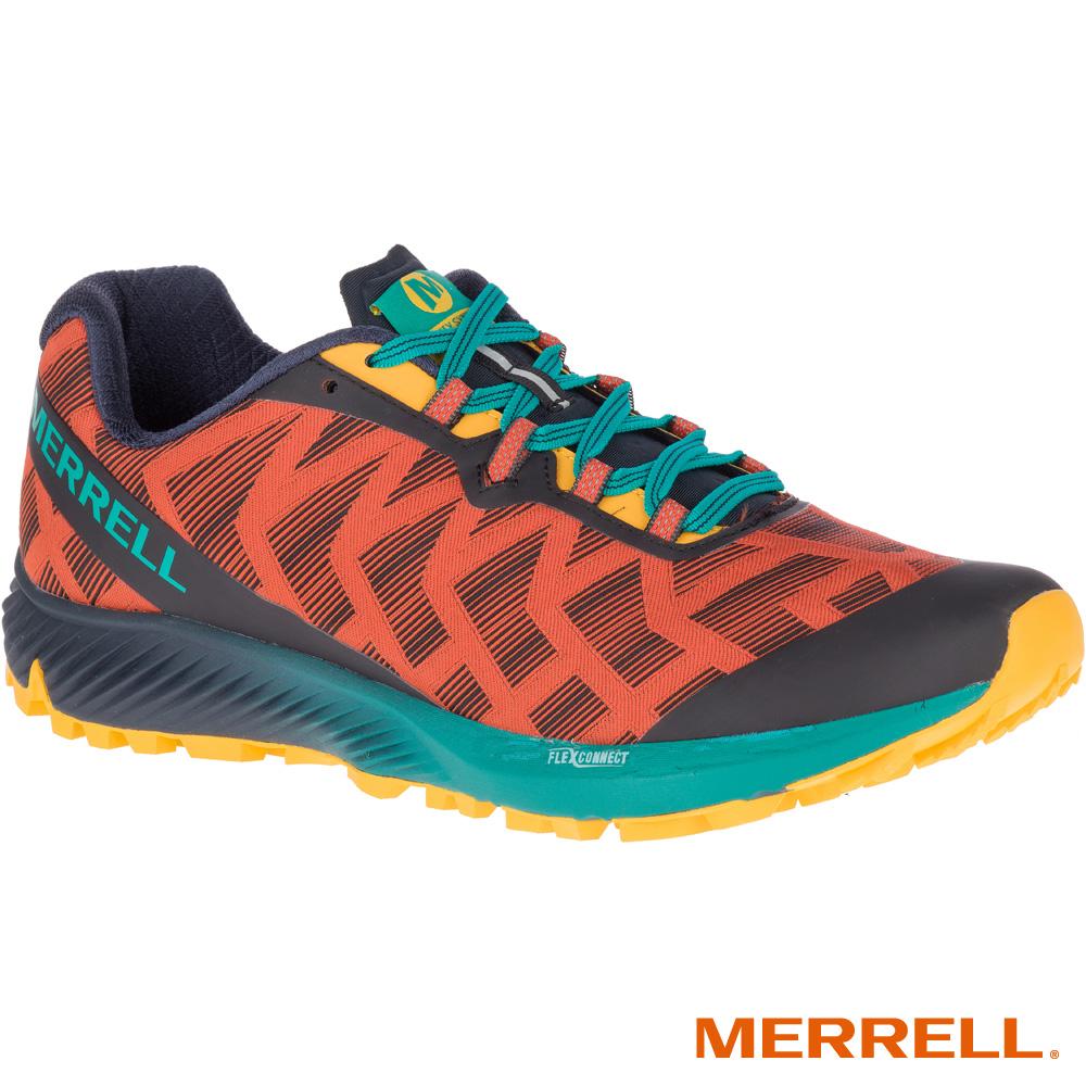 MERRELL AGILITYSYNTHESIS 野跑男鞋-橘(06109)