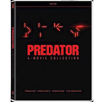 終極戰士 1~4集 合集  DVD