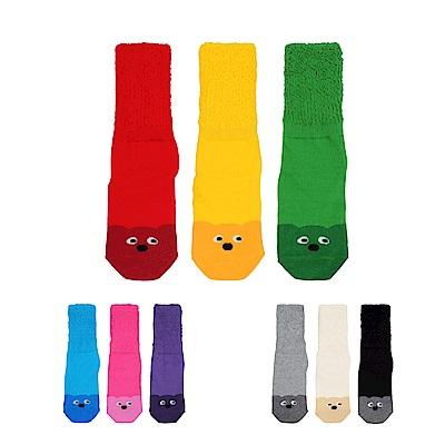 WHY AND 1/2 三件組泡泡襪 多色可選