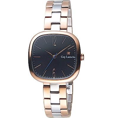 姬龍雪Guy Laroche Timepieces現代簡約時尚女錶(LW5045A-08)