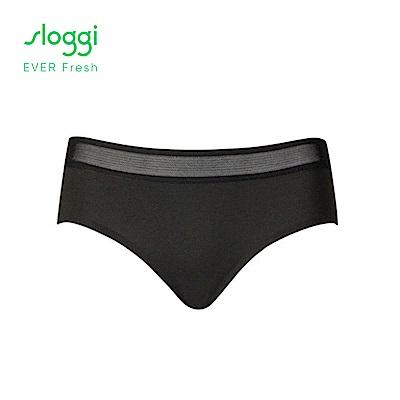 sloggi EVER Fresh系列平口褲 經典黑