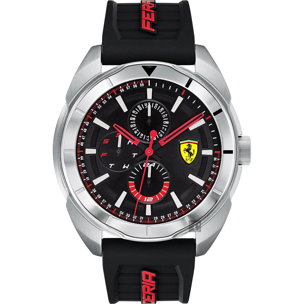 Scuderia Ferrari 法拉利 爭鋒對決日曆手錶-44mm