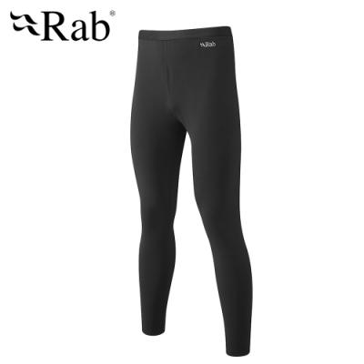 【RAB】Power Stretch Pro 保暖內搭褲 男款 黑色 #QFE40