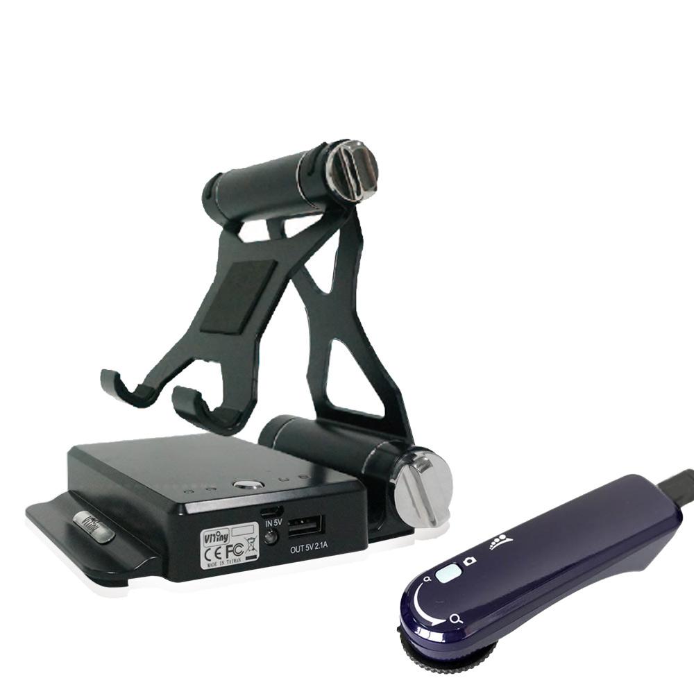 Vitiny 無線Wi-Fi影像發射器+USB顯微鏡組(IMB-07+UM02-A)