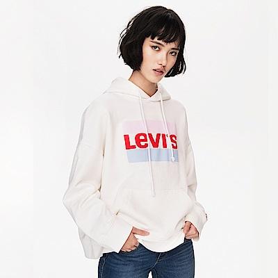 帽T 女裝  LOGO - Levis