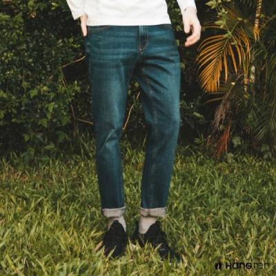 Hang-Ten-男裝-SLIM FIT修身丹寧褲
