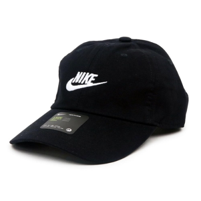 Nike 老帽 H86 Futura Washed CAP 可調 913011-010