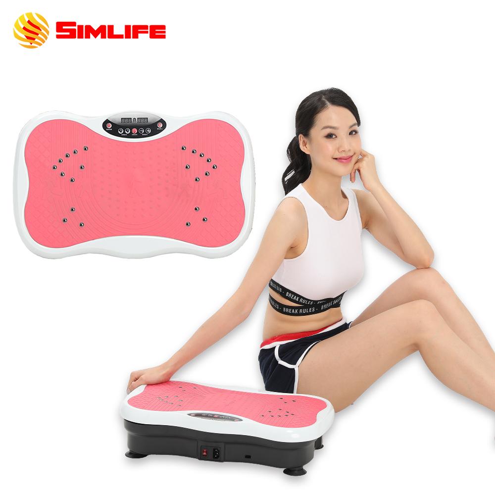 SimLife 新一代680段↑磁石蝴蝶甩動板-粉
