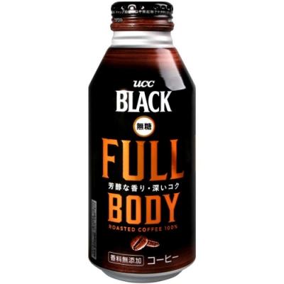 UCC FULL黑咖啡 (375ml)