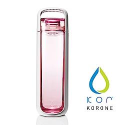 美國KORwater  KOR One信念水瓶-玫瑰粉/750ml