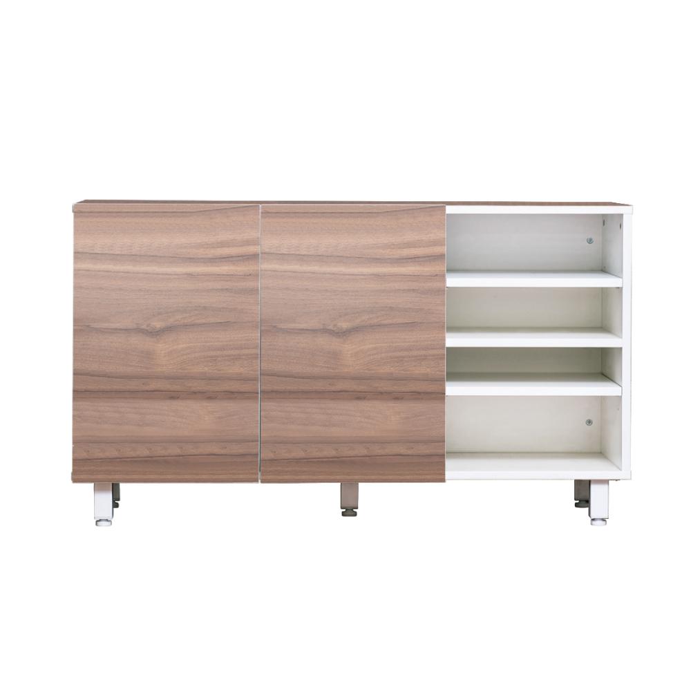 森林立方-雙門一空系統收納櫃