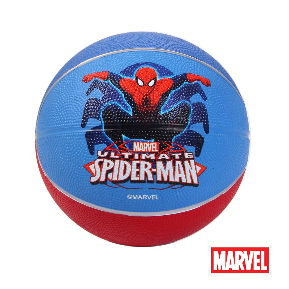 《凡太奇》MARVEL漫威正版授權蜘蛛人造型5號籃球 DA1005-S-速
