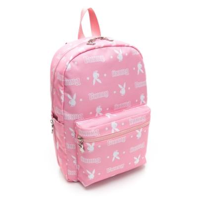 PLAYBOY-  後背包 翻轉兔系列 -粉色