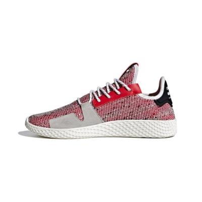 adidas 休閒鞋 Solar Hu Tennis V2 男鞋 愛迪達 聯名 菲董 百搭款 基本款 紅 灰 BB9542