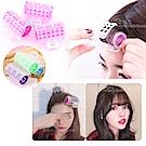 kiret韓系 超自然31mm空氣瀏海捲髮卷器超值3入+贈大包橡皮筋
