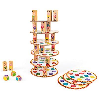 法國Janod 認知遊戲 - 疊疊塔