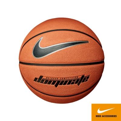 NIKE HYPER GRIP 四片皮 籃球 5號球 橘 NKI0084705