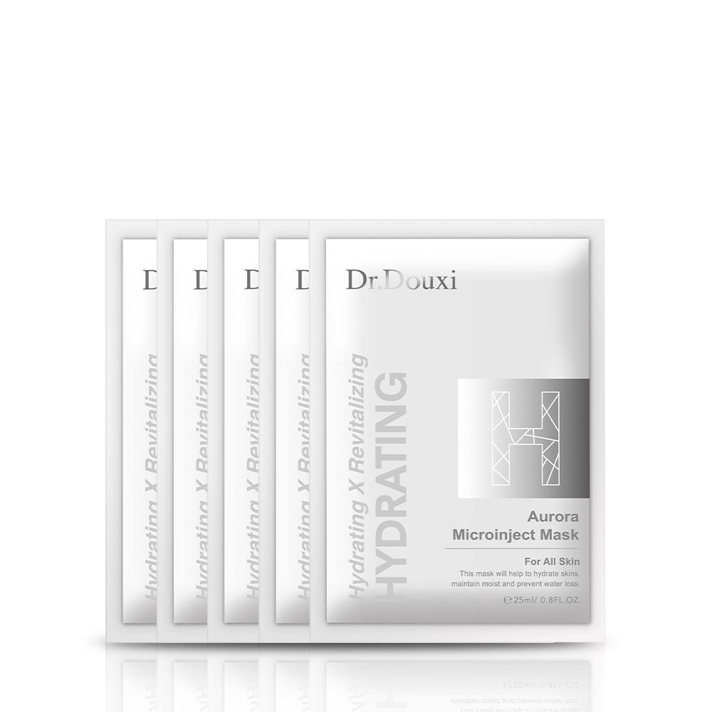 Dr.Douxi朵璽 極光微導保水面膜5片(盒)