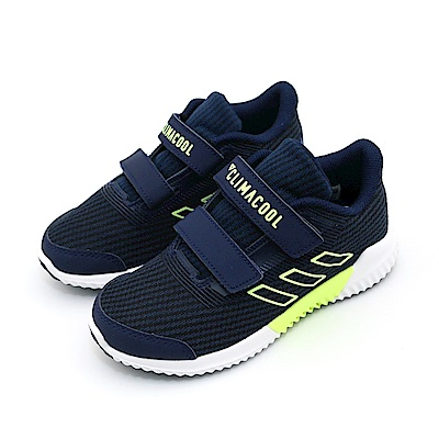 ADIDAS climacool 2.0 CF C 童 跑步鞋 藍黃
