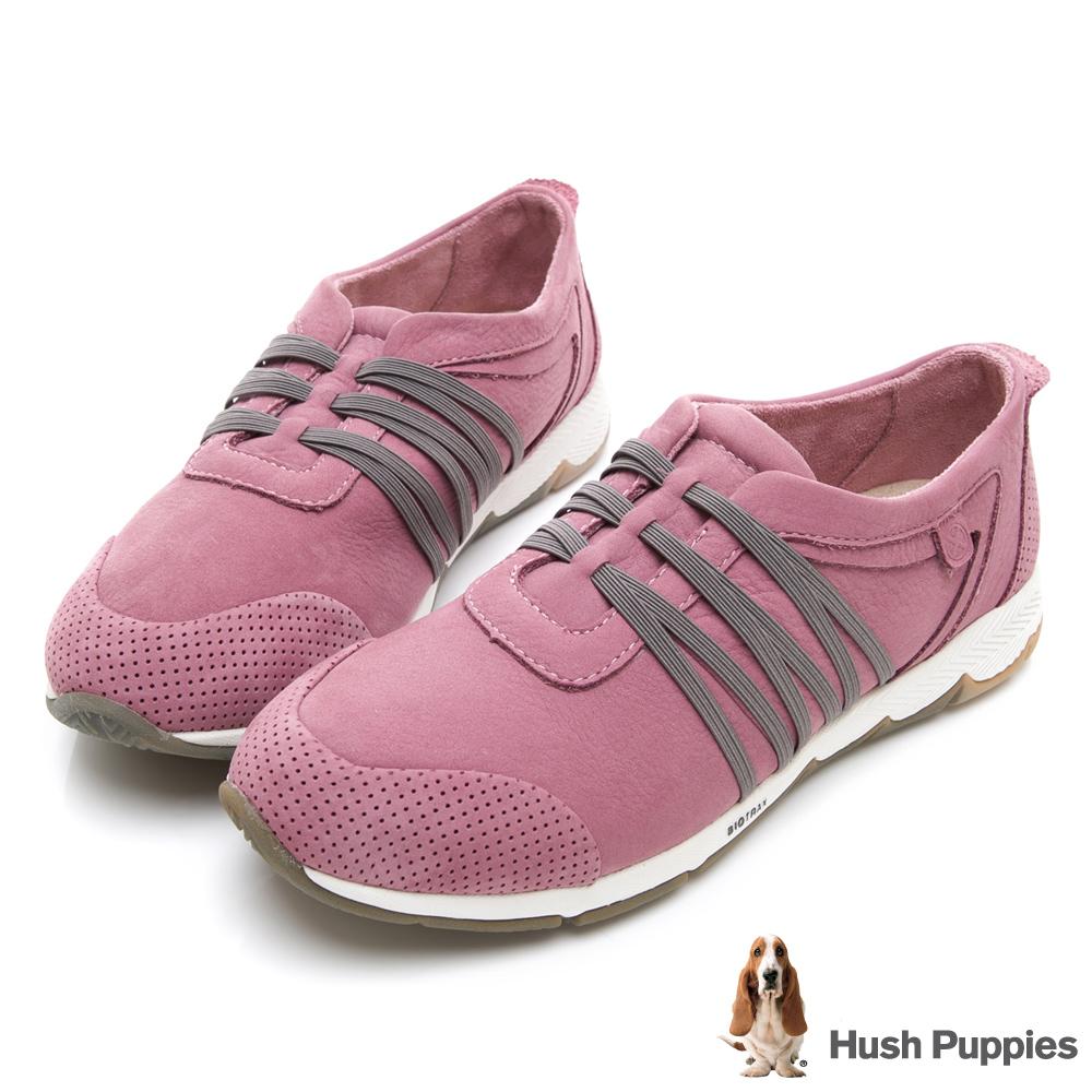 Hush Puppies CESKY 機能健走鞋-粉紅