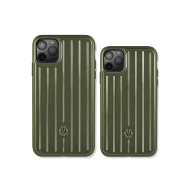 RIMOWA Cactus Green 仙人掌綠手機殼 iPhone11 Pro/Pro Max